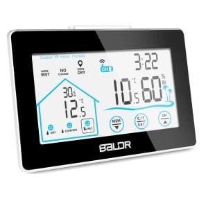 BALDR Indoor Outdoor Weather Station