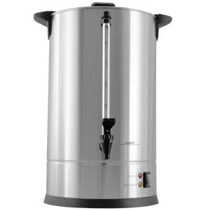 Cafe Amoroso Double Wall Design, 100-Cup Coffee Urn