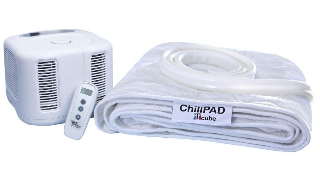 ChiliPad Cube 2.0 Cooling and Heating Mattress Pad