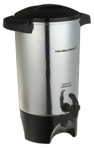 Hamilton-Beach 40515 40515R Coffee Urn [45-Cup]
