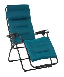 Lafuma LFM3120-6893 Futura Air Comfort Folding Recliner