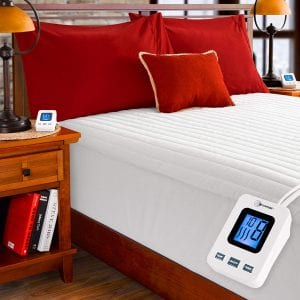 Simple Comfort Electric Mattress Pad