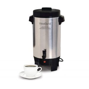 West Bend 58002 Commercial Coffee Urn