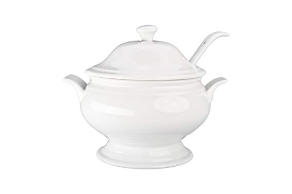 Bia Cordon Blue With Ladle Tureen