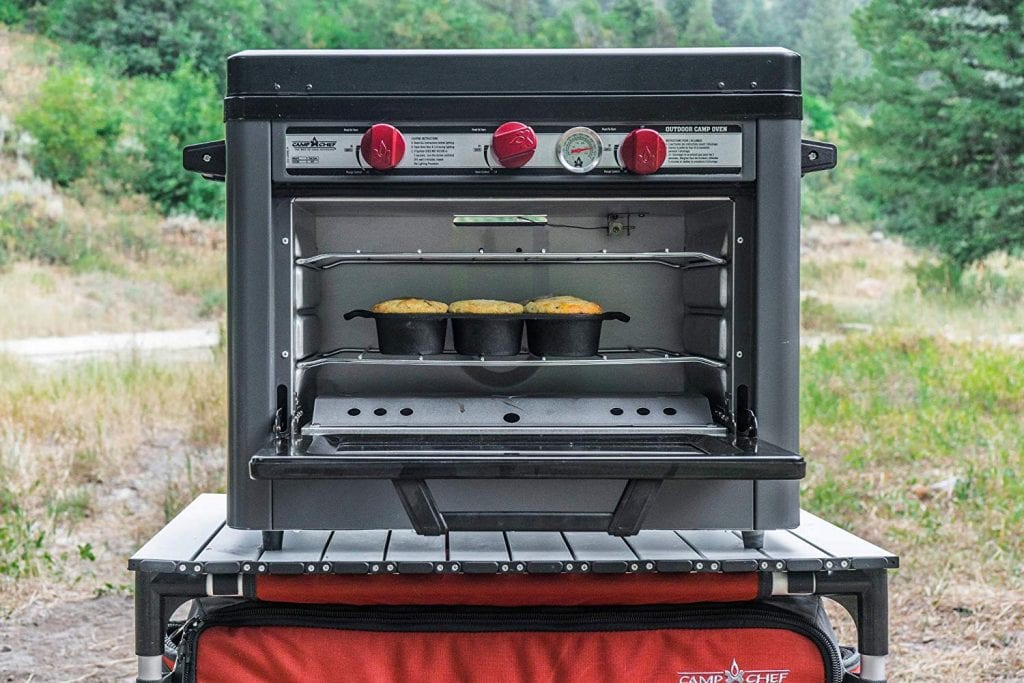 Camp Chef Deluxe Outdoor Camp Oven