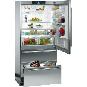 Liebherr CS2060 Counter Depth Bottom Freezer Refrigerator