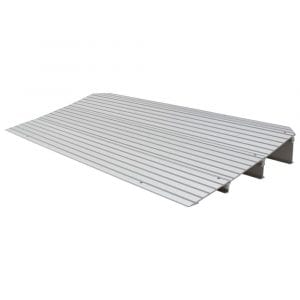 Rage Powersports High Aluminum Threshold Ramp for Wheelchairs, Scooters, and Power Chairs