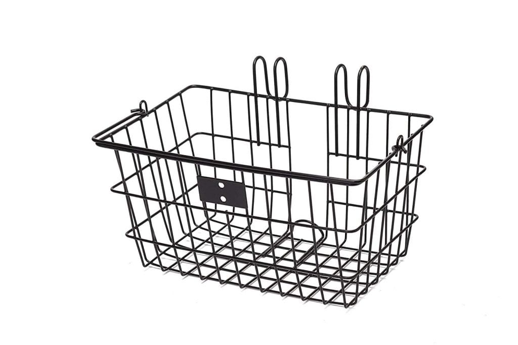 Retrospec Apollo-Lite Lift-Off Front Bike Basket [Has Handles]