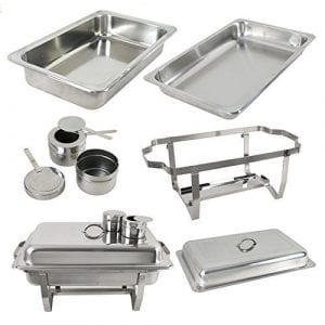 Rovsun Stainless Steel Catering Server