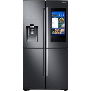 Samsung RF22N9781SG Black Stainless Counter Depth French Door Refrigerator