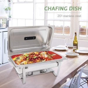 Suncoo Stainless Steel Chafing Dish