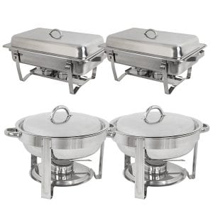 Super Deal Stainless Steel Chafing Dish