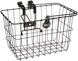 Wald-3133 Front Quick Release Bicycle Basket