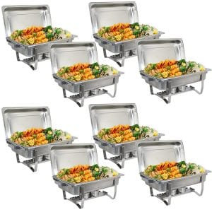 ZenChef Stainless Steel Chafer