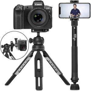 Altura Photo 6 in 1 Monopod Tripod Kit