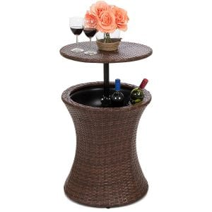 Best Choice Products 7.5-Gallon Patio Table