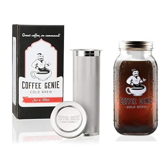 Coffee Genie Cold Brew Coffee Maker