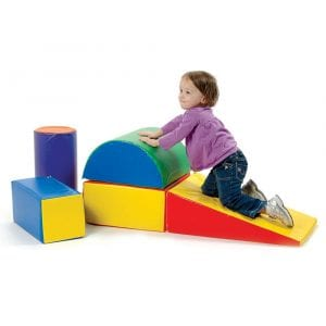 Constructive Playthings 5 Piece Sliding Toys
