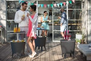 Keter Cool Bar table with Legs