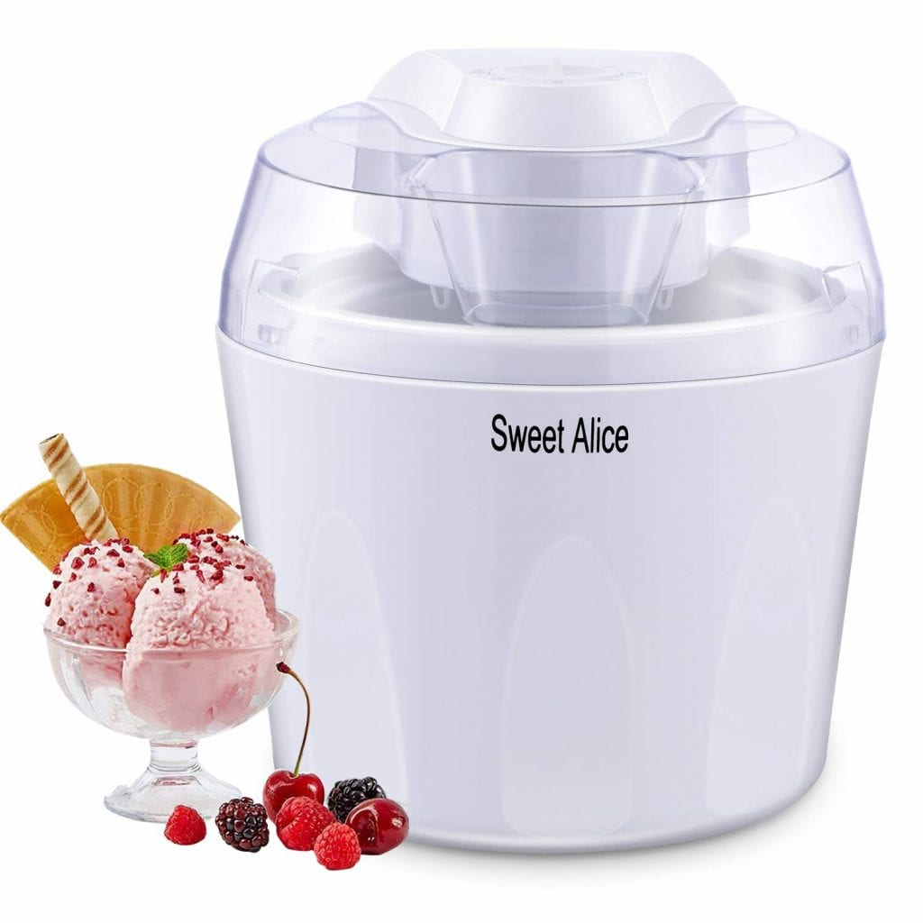 Sweet Alice Ice Cream Maker