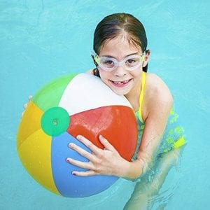 4E's Novelty Inflatable Bulk Beach Balls