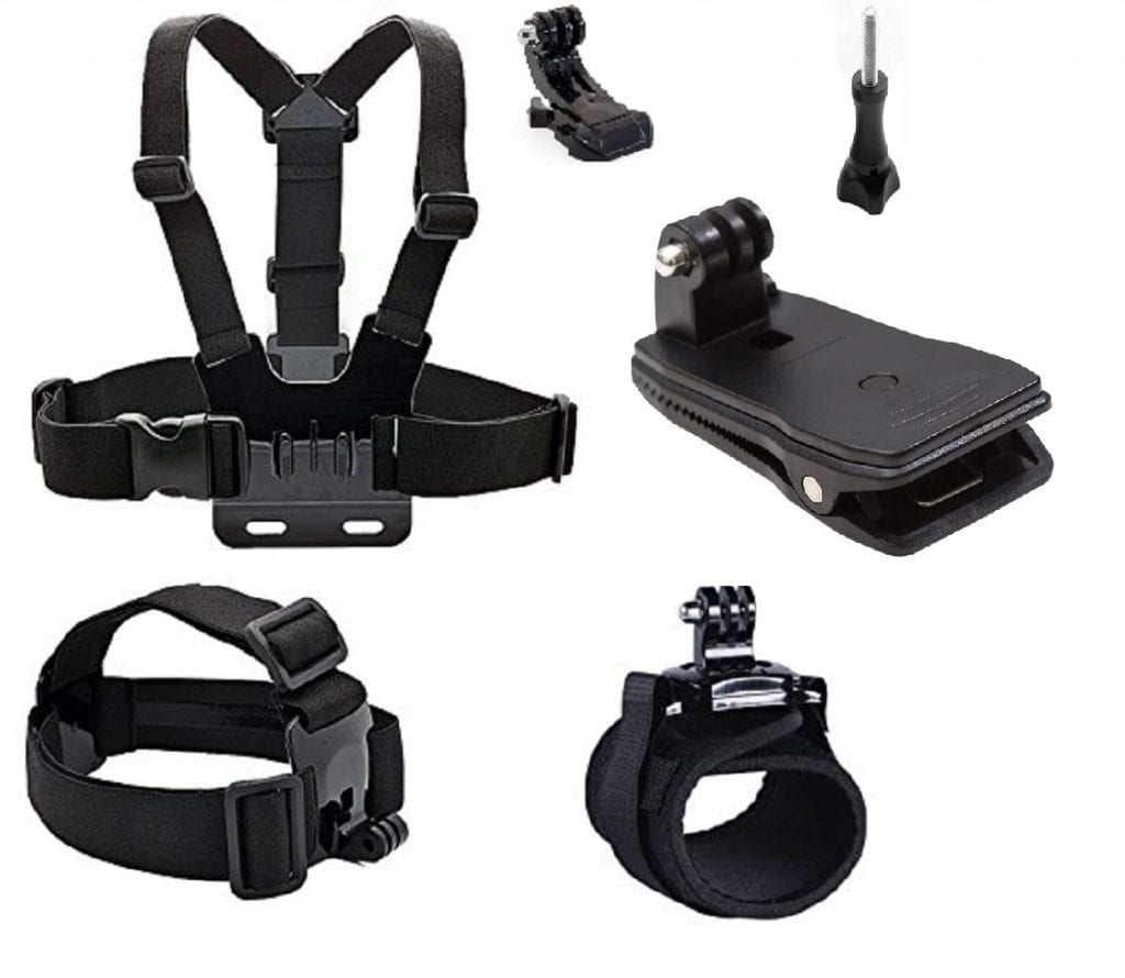 Allezintl Chest Mount Strap