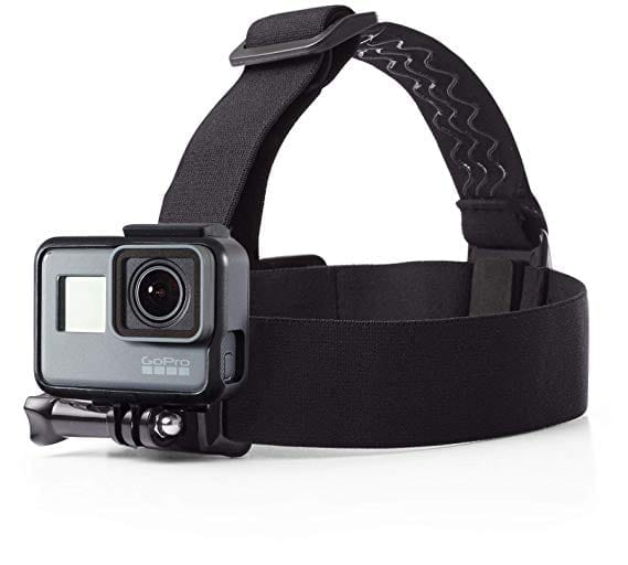 Amazon Basics Head Strap Camera Mount For GoPro