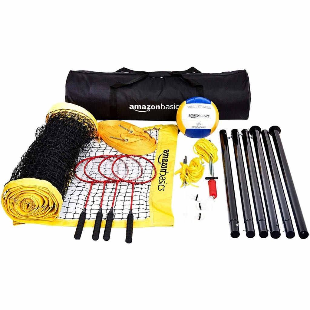AmazonBasics Outdoor Combo Set