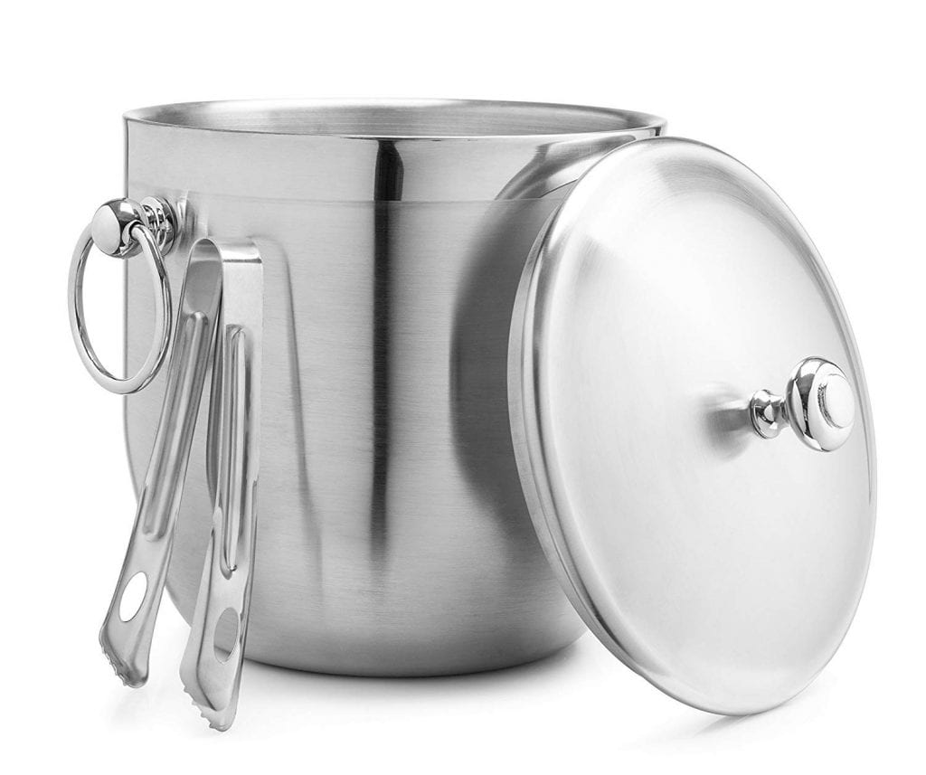 Bellemain Insulated Stainless Steel Ice Bucket
