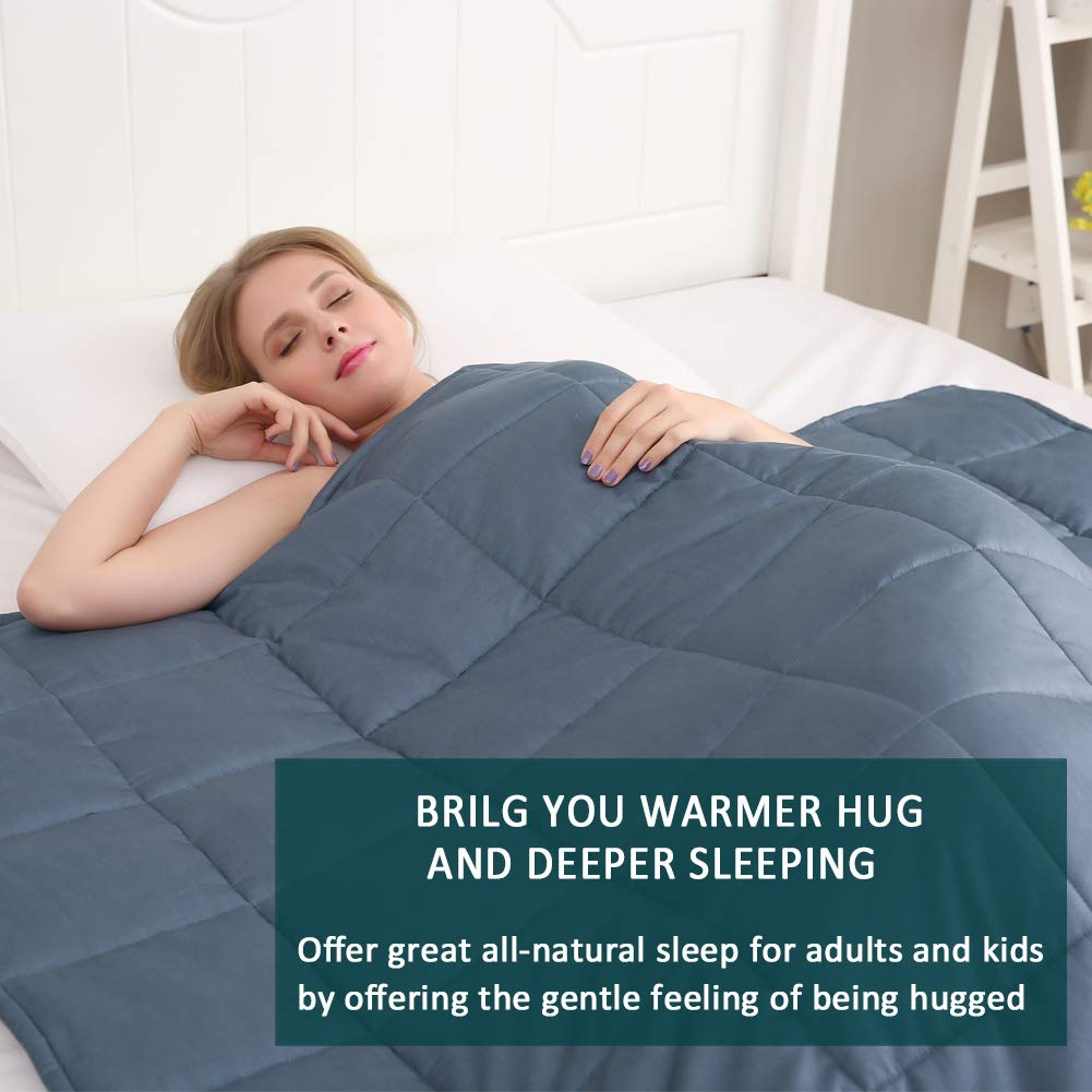 The Best Weighted Blankets For Adults In 2019 – Benefits & Buyer's Guide