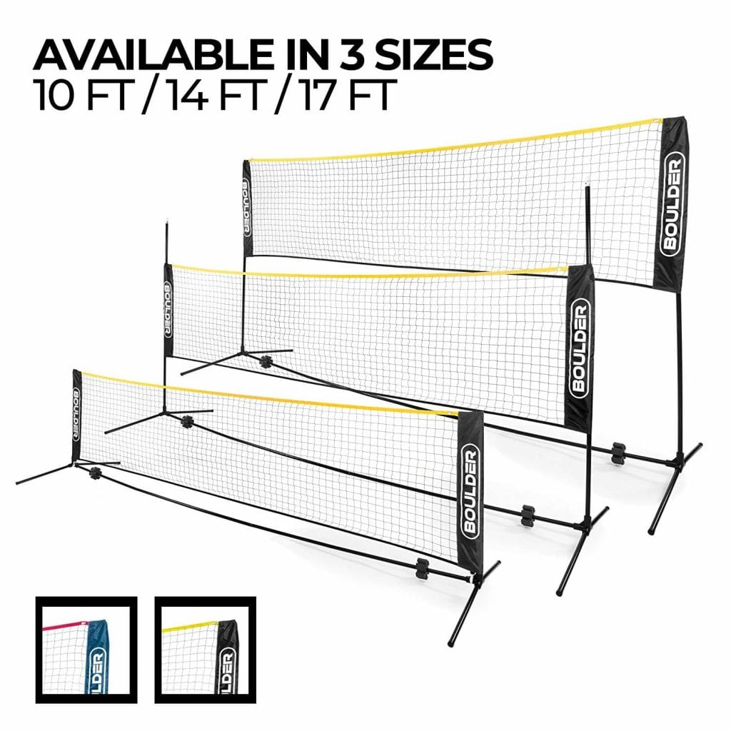 Boulder Portable Net Set