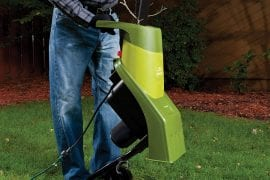 Electric Wood Chippers
