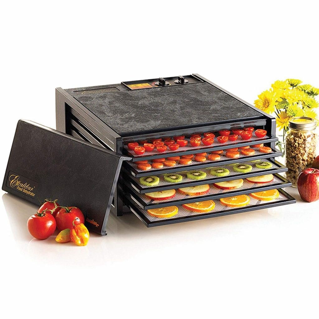 Excalibur 3526TB Electric Food Dehydrator