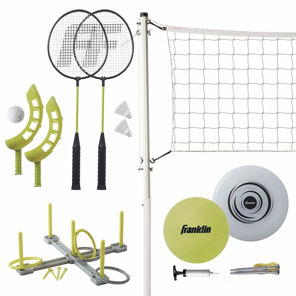 Franklin Sports Fun 5 Combo Set