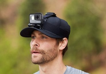 Head Strap Camera Mounts For GoPro