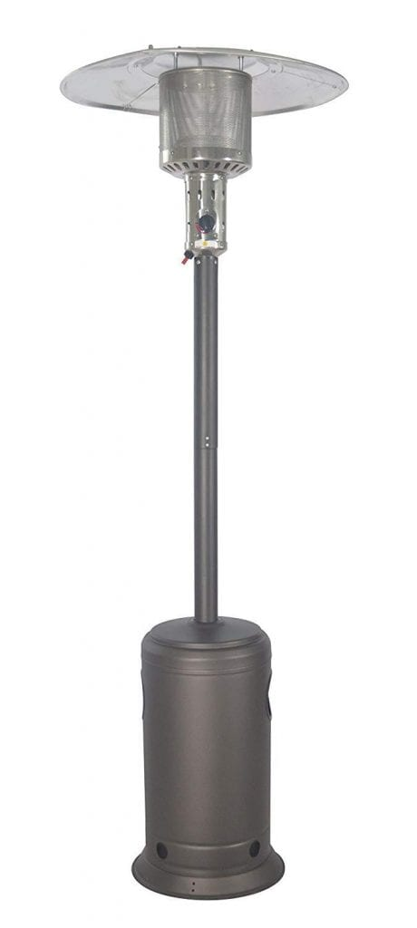 Legacy Heating CAPH-7-S CAPH-7Smocha patio heater
