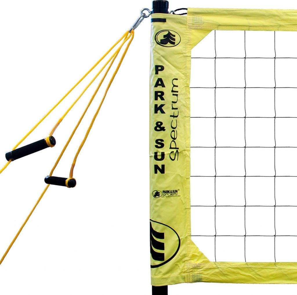 Park & Sun Sports Spectrum Outdoor Volleyball Net System