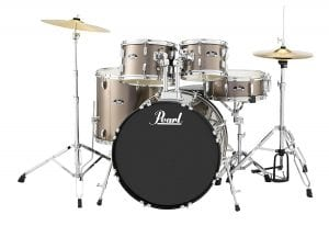 Pearl Acoustic Drum Set