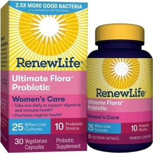 Renew Life- Ultimate Flora Probiotic for Women
