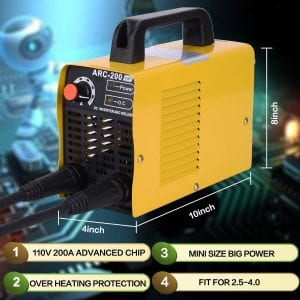 S7 ARC-200 Welding Machine