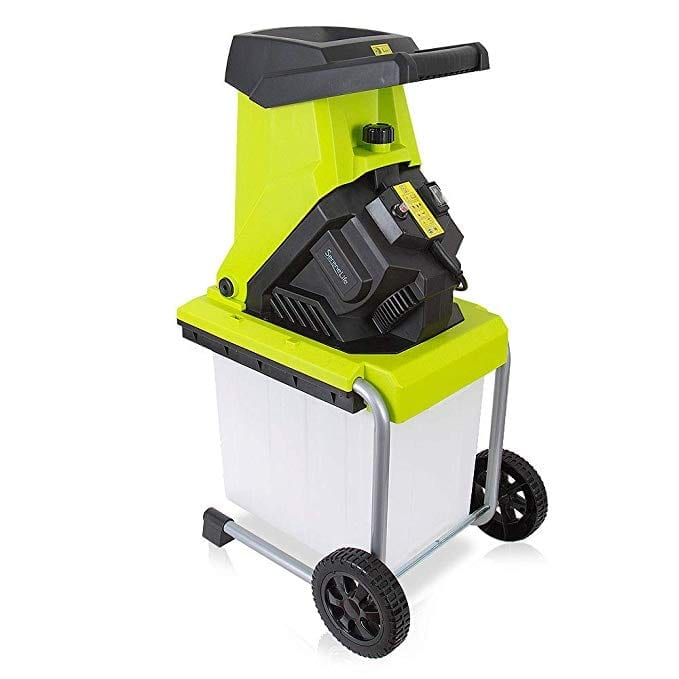 SereneLife Electric Corded Chipper/ Mulcher