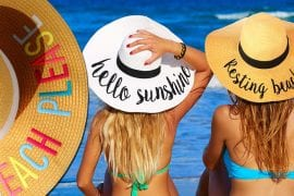 Hello Sunshine Hats