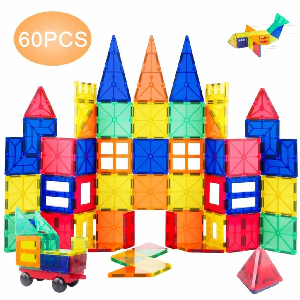 Magnetic Blocks&Magnetic Building Blocks Set by Vcanny