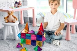 Magnetic Building Blocks For Kids