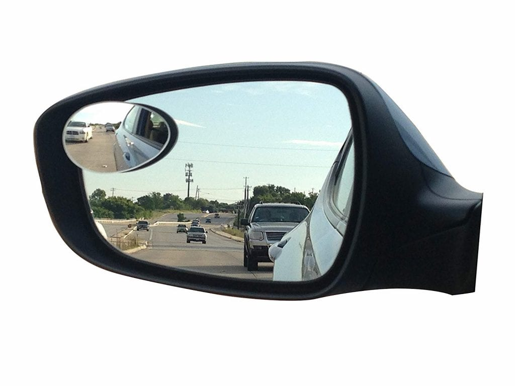 New Blind Spot Mirrors by Utopicar