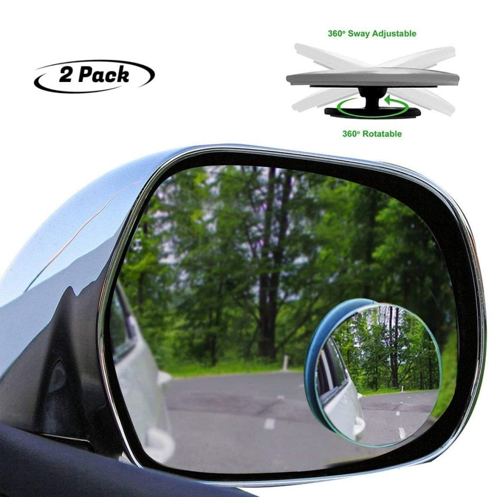 Pack of Blind Spot Accessories by Lebogner