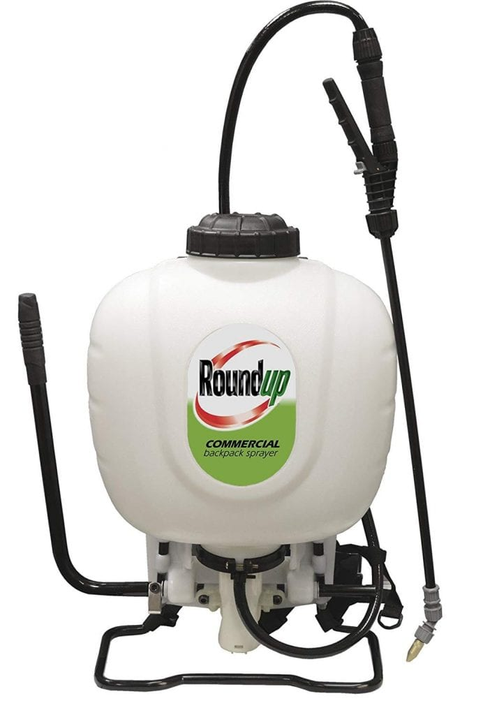 Roundup 190426 Commercial Backpack Sprayer for Professionals