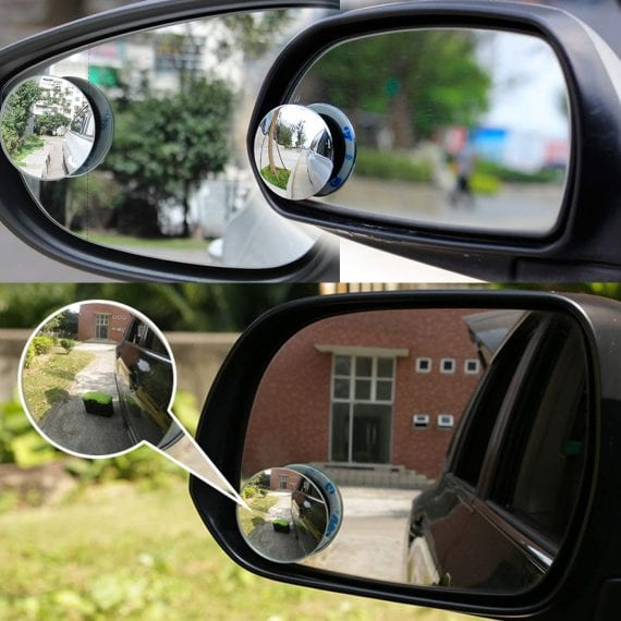 Best Blind Spot Mirrors for Car Safety