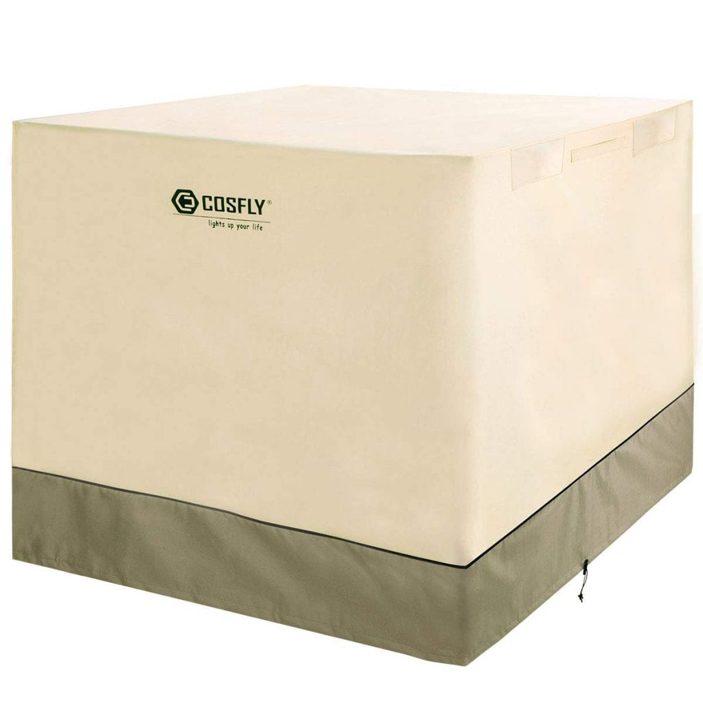 COSFLY Water Resistant Air Conditioner Cover