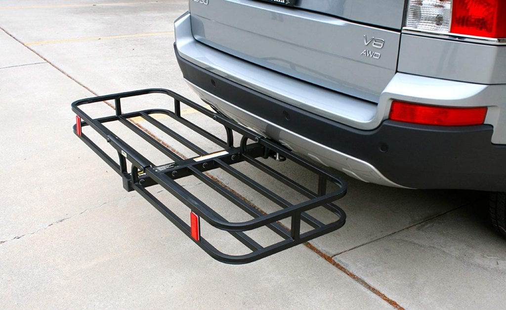 Maxxhaul Hitch Carrier